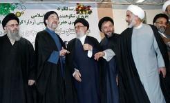 افتتاح سایت مجمع روحانیون مبارز با حضور خاتمی و خوئینیها