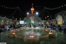 مشهد - حرم مطهر امام رضا (ع)