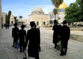 یورش خاخام ها به مسجد الاقصی