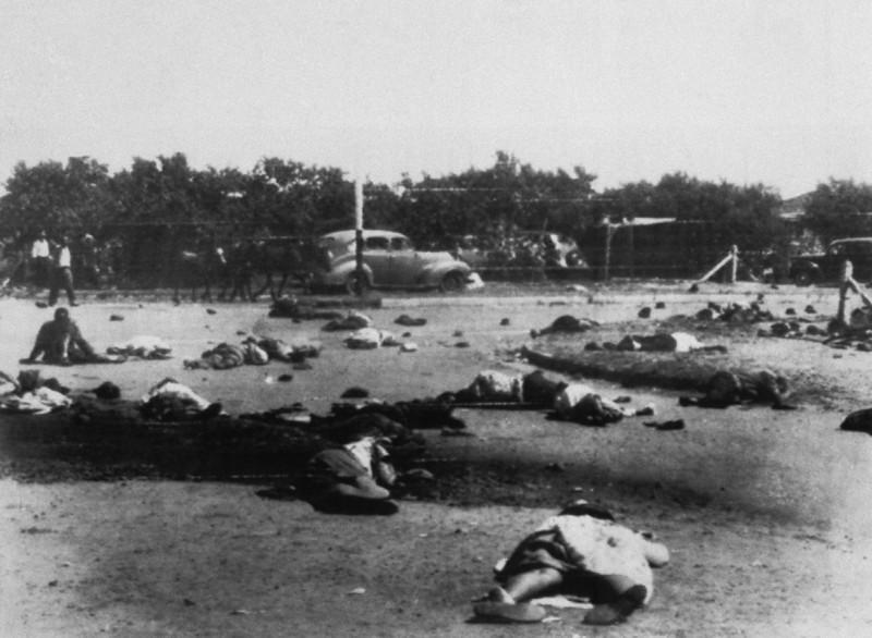 قتل عام سیاهان در 22 مارس 1960