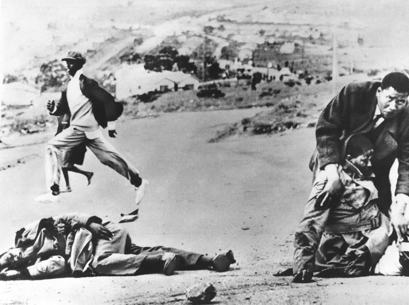 کشتار سیاهان معترض در درگیری 26 سپتامبر 1977