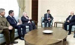 خبرگزاری فارس: پاریس درب «دمشق» را میزند؛ زمان بازگشت اروپاییها به سوریه فرارسیده است
