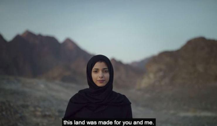 جنجال برای حضور زن محجبه در کلیپ تبلیغاتی جیپ