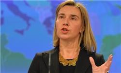 خبرگزاری فارس: موگرینی: وارد مرحله نهایی مذاکرات شدهایم/با ظریف در مورد موضوعات اصلی باقیمانده صحبت میکنیم