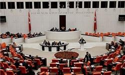 خبرگزاری فارس: رقابت نامزدهای 4 حزب برای ریاست پارلمان ترکیه