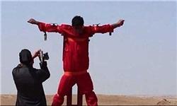 خبرگزاری فارس: تفنن در وحشیگری؛ روش جدید اعدام به وسیله داعش