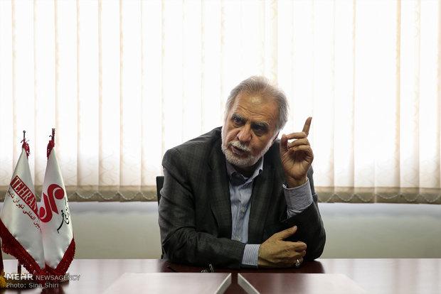 بازدید مهدی کرباسیان معاون وزیر نفت از خبرگزاری مهر