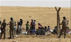 خبرگزاری فارس: تیراندازی ارتش ترکیه به سوی آوارگان سوری/ یک دختر بچه کشته شد