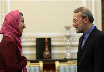 علی لاریجانی موگرینی