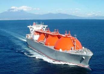 کشتی گاز LNG
