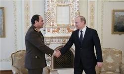 خبرگزاری فارس: دبکا: قاهره مخفیانه روابط با دمشق را از سر گرفته است/ مصر با هماهنگی روسیه در حال ارسال سلاح به سوریه است