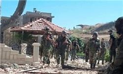 خبرگزاری فارس: پاکسازی مناطق شمالی «زبدانی» سوریه کلید خورد +عکس