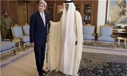 خبرگزاری فارس: نیویورکتایمز: جان کری حمایت محتاطانه اعراب را برای توافق هستهای با ایران جلب کرد