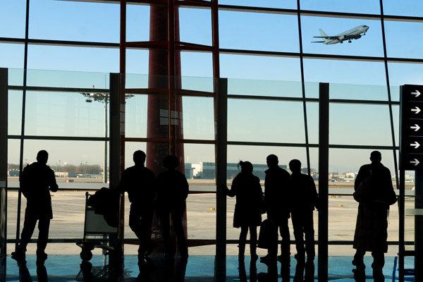 گردشگری مسافرت هوایی