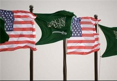 عربستان آمریکا
