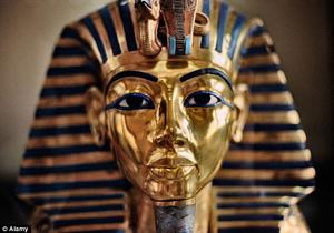 حقایقی تکاندهنده از اسرار اتاق مخفی فرعون مصری + تصاویر