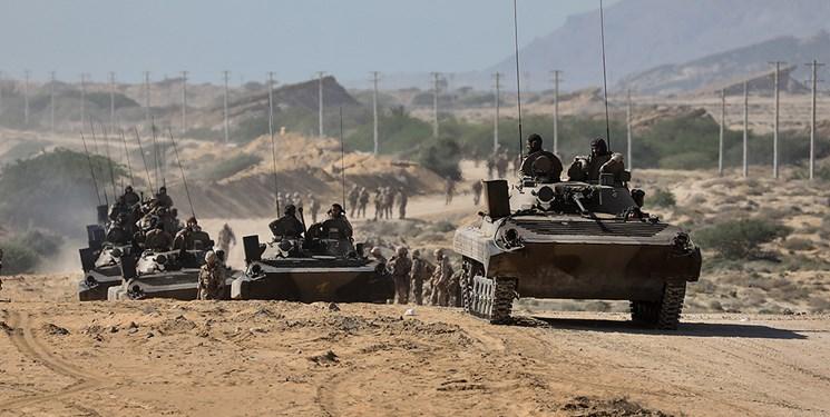 رزمایش سپاه به همه اهداف خود رسید/ تهاجم به دشمن عامل بازدارندگی است