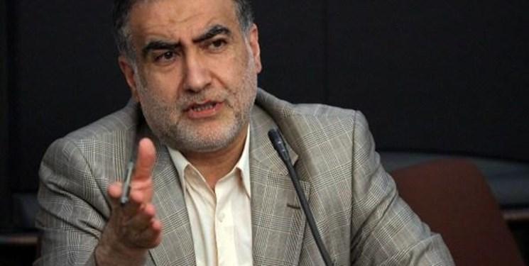جریان سازش تعهداتی را که آمریکا باید میداد از قول خودش به مردم ایران داد