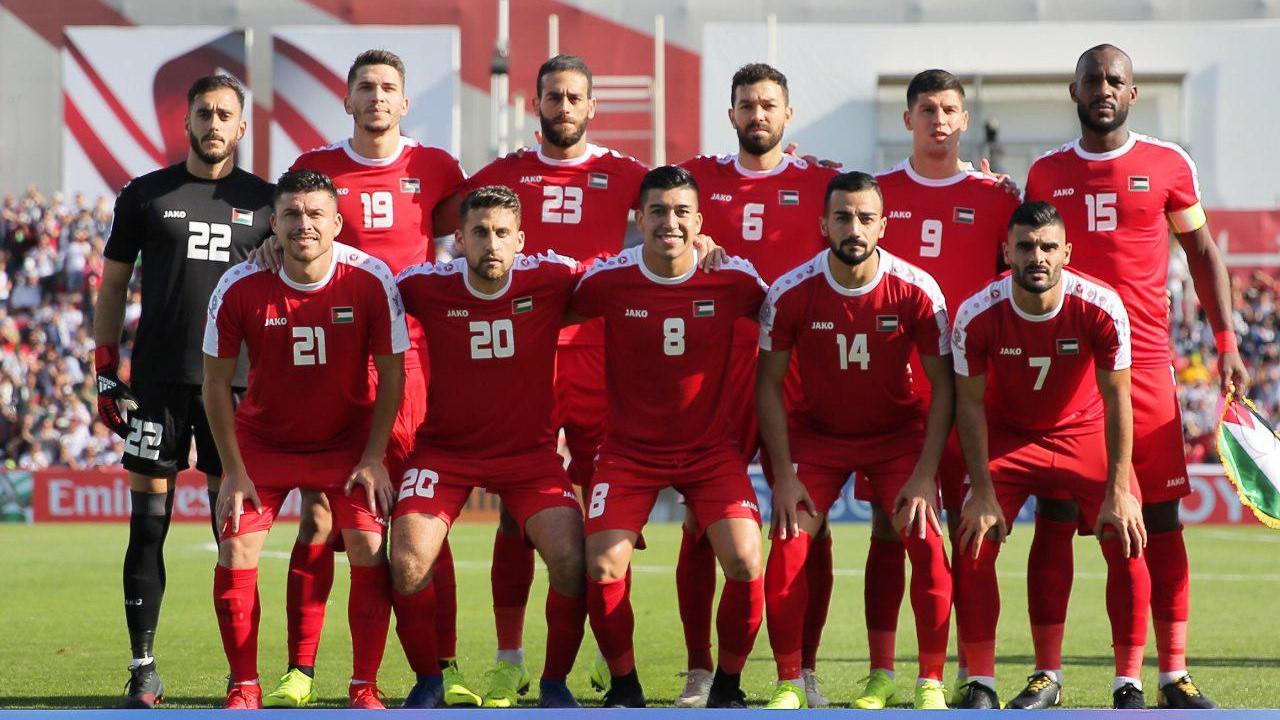 آیا فلسطین هم بازیکن خارجی استخدام کرده است؟