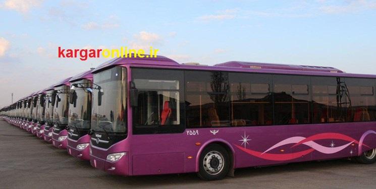 65 درصد اتوبوس های شهری فرسوده اند/عقب ماندگی 7 ساله در نوسازی