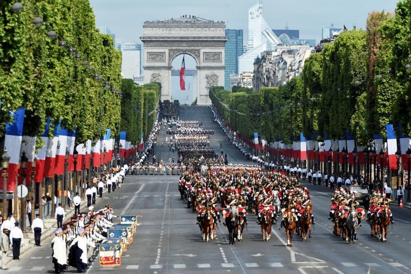 میراث چهل ساله انقلاب کبیر فرانسه